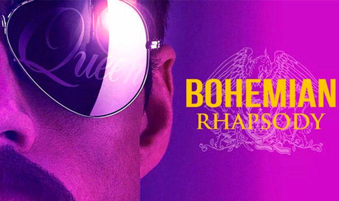 Imagen película Bohemian Rhapsody