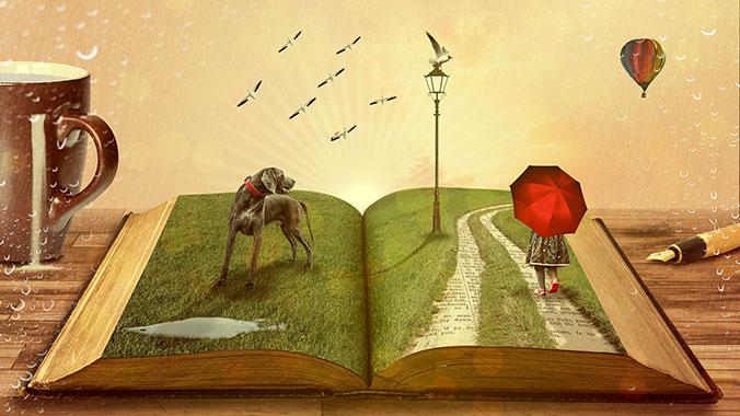 Libro dibujos y sueños