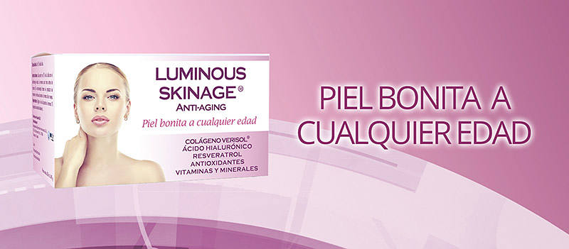 Banner Luminous Skinage