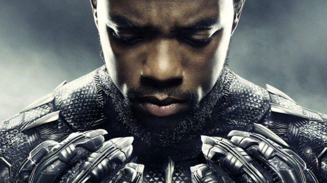 Black Panther - Chadwin Boseman