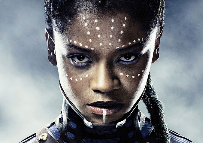 Black Panther - Letitia Wright