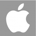 Logo Apple - pluma Illustrator