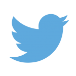 Logo Twitter - pluma Illustrator