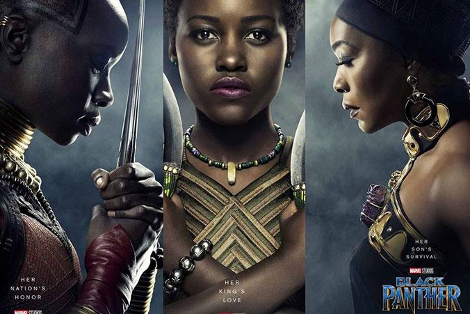 Black Panther - Lupita Nyong'o