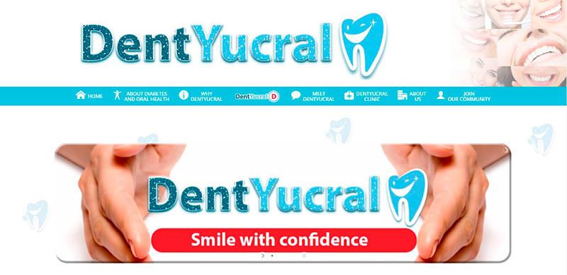 Web DentYucral Malaysia