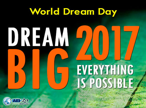 World Dream Day 2017