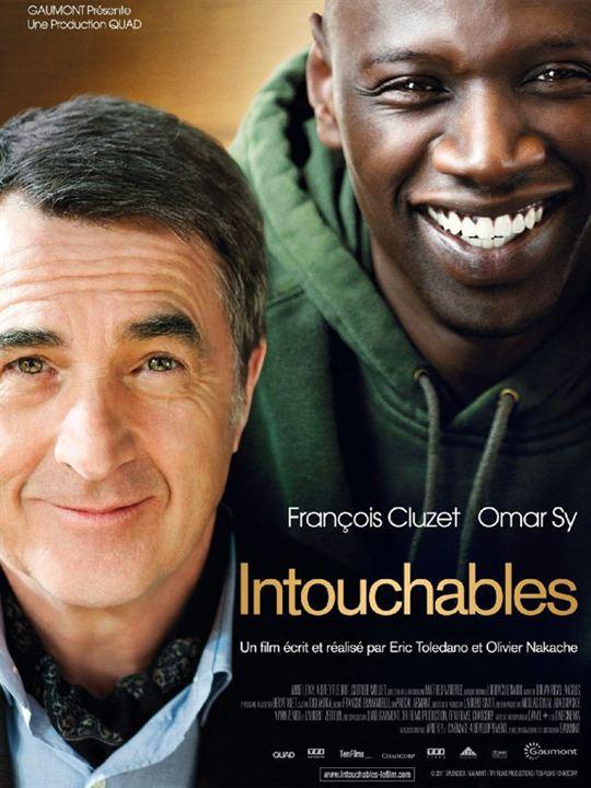 Cartel película Intocable