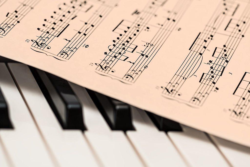 Música - Actividades en casa