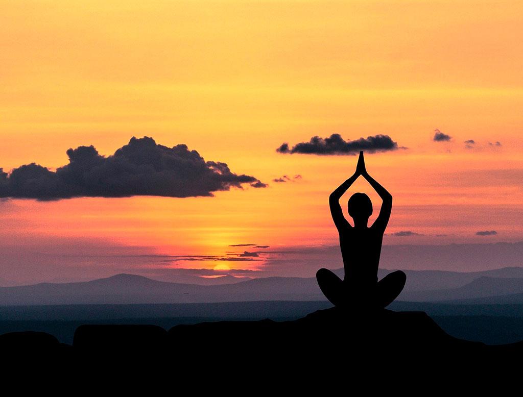 El tiempo avanza - Yoga
