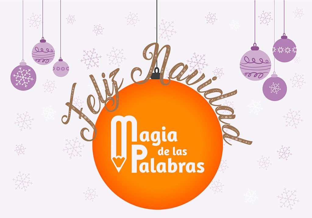 Feliz Navidad - Magia Palabras